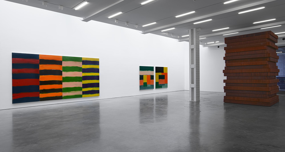 Lisson Gallery W 24th St Sean Scully 4