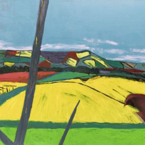 Lucy Jones: Landscape and Inscape @Flowers Gallery, Cork Street, London  - GalleriesNow.net