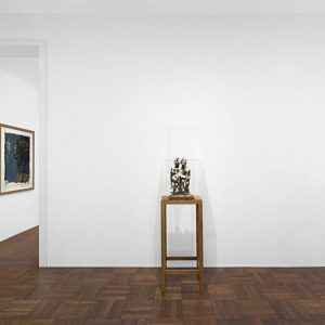 Markus Lüpertz: Dans l'Atelier @Michael Werner, Upper East Side, New York  - GalleriesNow.net