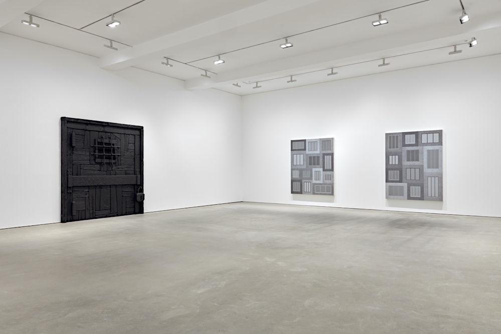 Modern Art Vyner Street Peter Halley Ugo Rondinone 3