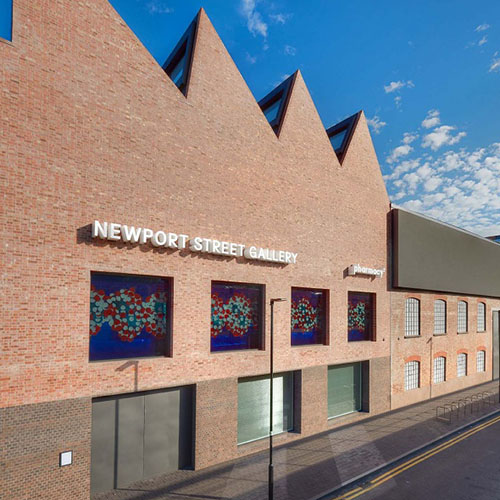 Newport Street Gallery, London  - GalleriesNow.net