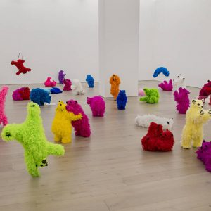 Paola Pivi: We are the baby gang @Perrotin, New York  - GalleriesNow.net