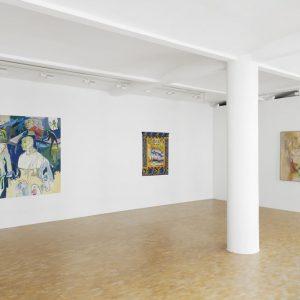 Emma Amos, Vivian Browne, Chemu Ng'ok: My Kind of Protest @Pippy Houldsworth Gallery, London  - GalleriesNow.net