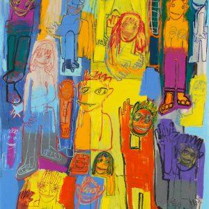 Richard Prince: High Times @Gagosian San Francisco, San Francisco  - GalleriesNow.net