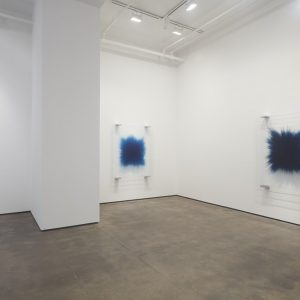 Idris Khan: Blue Rhythms @Sean Kelly Gallery, New York  - GalleriesNow.net