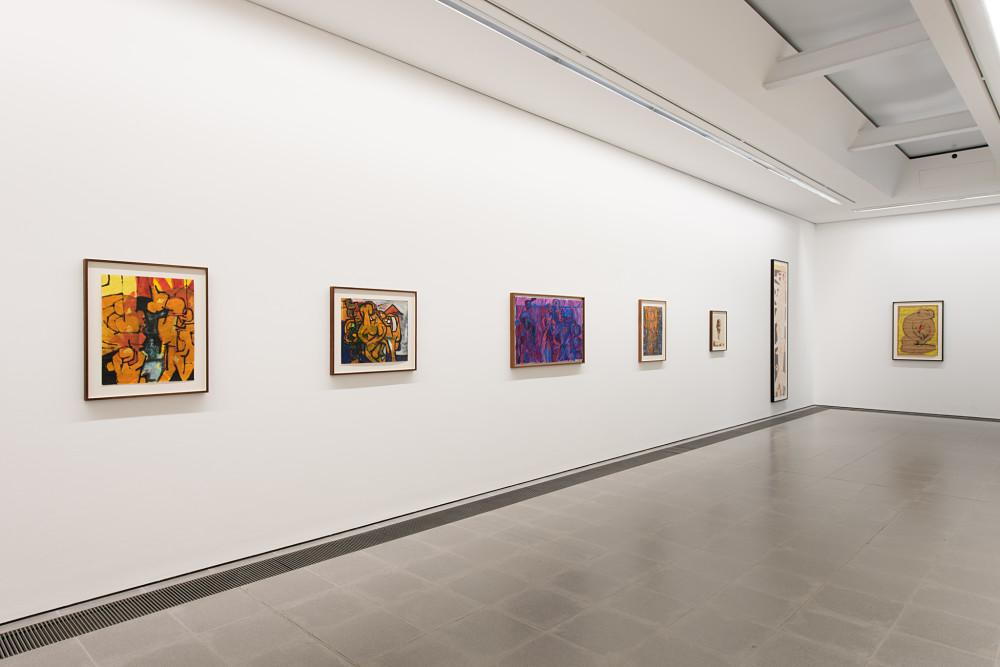 Serpentine Sackler Gallery Luchita Hurtado 6