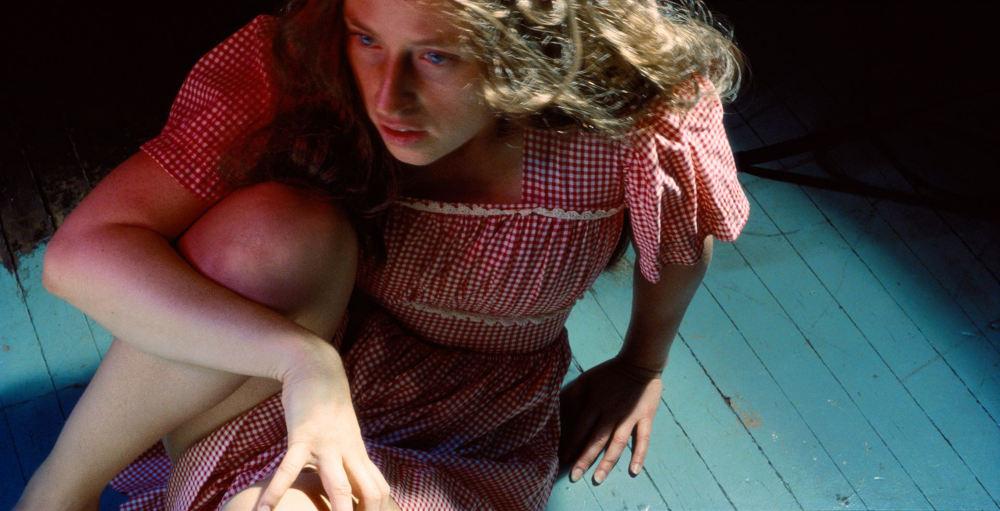 Cindy Sherman, Untitled #85, 1981. Chromogenic print 24 x 48 inches 61 x 121.9 cm