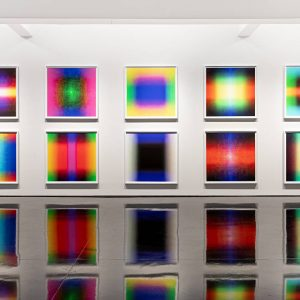 Tim Maguire: Dice Abstracts @Tolarno Galleries, Melbourne  - GalleriesNow.net