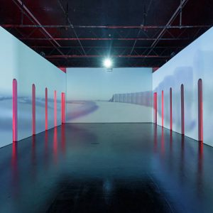 Rachel Rossin: Stalking the Trace @Zabludowicz Collection, London  - GalleriesNow.net