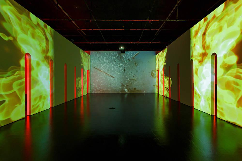 Zabludowicz Collection Rachel Rossin 2
