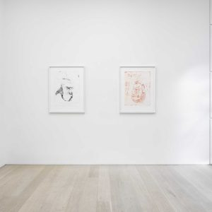 Georg Baselitz: Devotion @Alan Cristea Gallery, London  - GalleriesNow.net