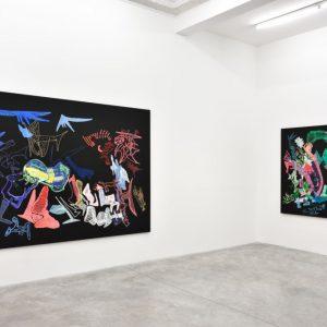 Leelee Kimmel: Nuwar @Almine Rech Gallery, Paris  - GalleriesNow.net