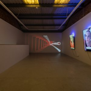 Signe Pierce: Digital Streams of an Uploadable Consciousness: Stories 2016-2019 @Annka Kultys Gallery, London  - GalleriesNow.net