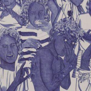 Assunta Abdel Azim Mohamed: Sic transit gloria mundi @Galerie Ernst Hilger, Vienna  - GalleriesNow.net