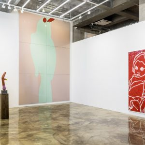 Gary Hume: Looking And Seeing @Barakat Contemporary, Seoul  - GalleriesNow.net