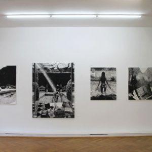 Florian Heinke - LOVECRAFT @Bernhard Knaus Fine Art, Frankfurt  - GalleriesNow.net