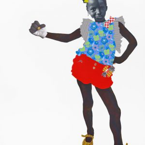 Deborah Roberts: If They Come @Stephen Friedman Gallery, London  - GalleriesNow.net