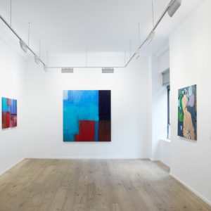 The Woman Who Walks With Me @Galeria Nara Roesler New York, New York  - GalleriesNow.net