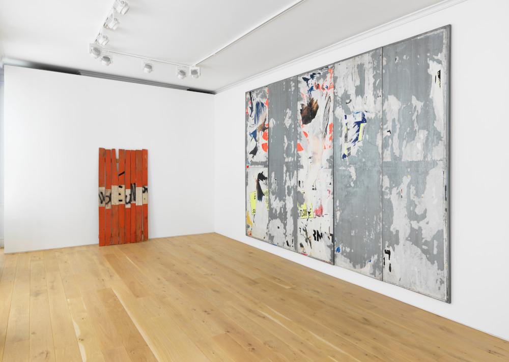 Galerie Max Hetzler Raymond Hains 2