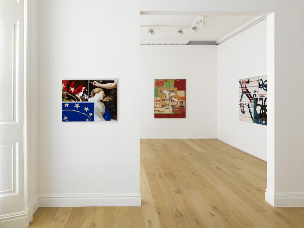 Galerie Max Hetzler Raymond Hains 4