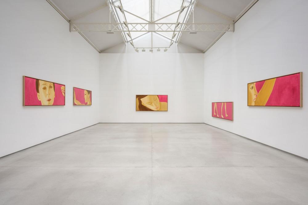 Galerie Thaddaeus Ropac Alex Katz 2