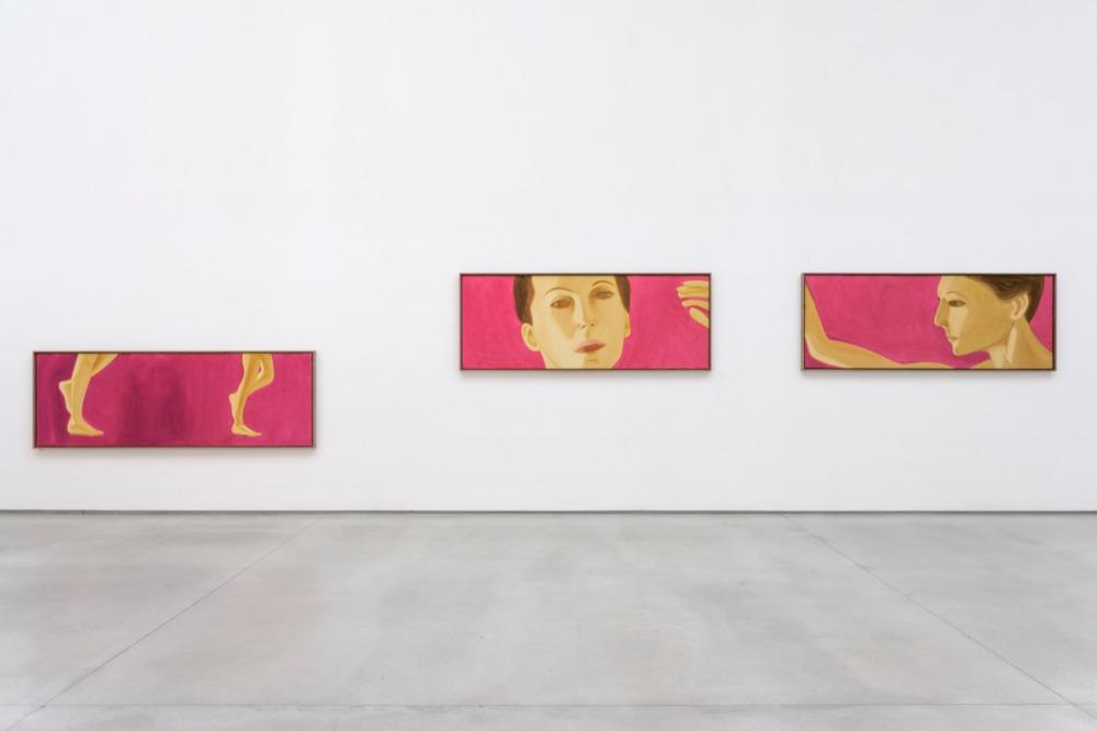 Galerie Thaddaeus Ropac Alex Katz 4