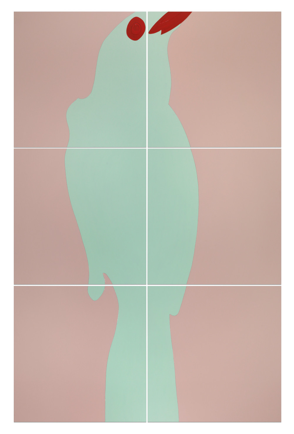 Gary Hume, Big Bird, 2010