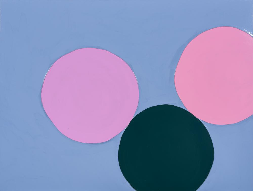 Gary Hume, Blue Skies, 2013