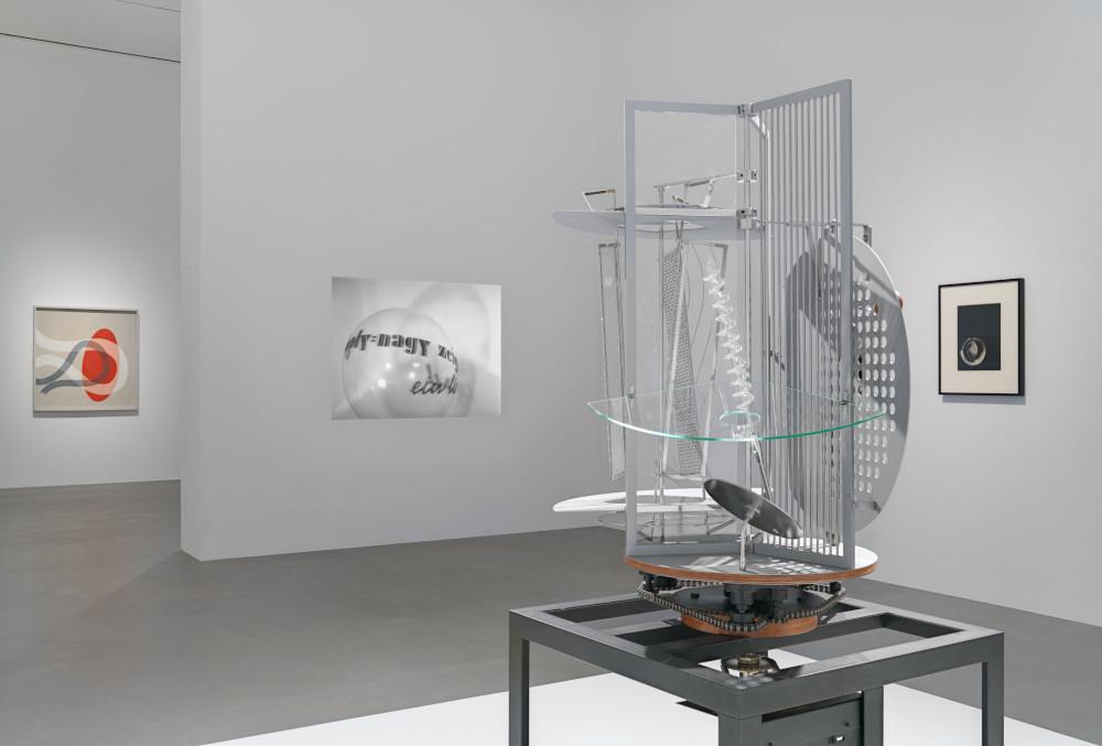 Hauser Wirth London Laszlo Moholy-Nagy 4