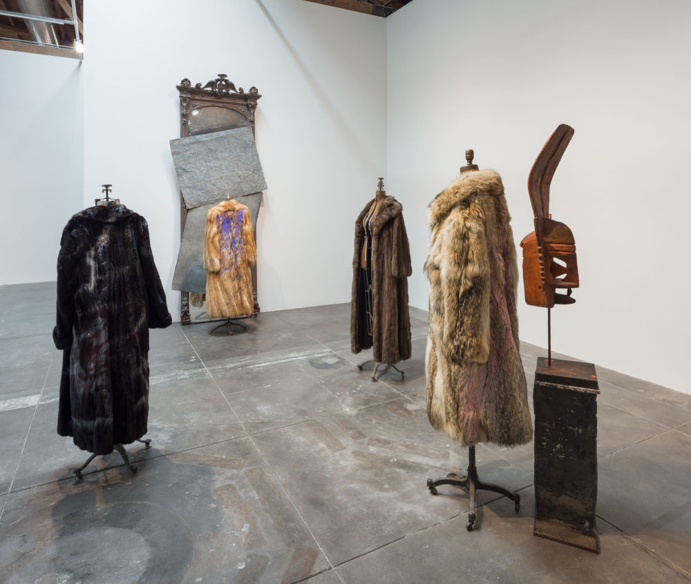 Hauser Wirth Los Angeles David Hammons 1
