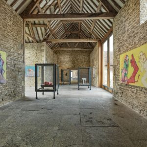 Unconscious Landscape. Works from the Ursula Hauser Collection @Hauser & Wirth Somerset, Bruton  - GalleriesNow.net