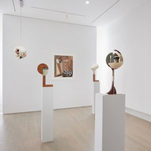 Christina Kruse: Base and Balance @Helwaser Gallery, New York  - GalleriesNow.net