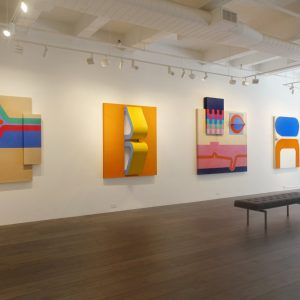 Sven Lukin: Objects in Space @Hollis Taggart, New York  - GalleriesNow.net