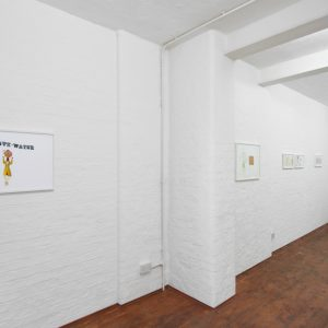 Lubaina Himid @Hollybush Gardens, London  - GalleriesNow.net
