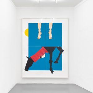 Magnus Plessen @Mai 36 Galerie, Zürich  - GalleriesNow.net
