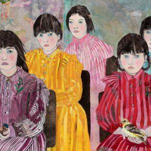 María Berrío, Caroline Walker, Flora Yukhnovich @Victoria Miro, London  - GalleriesNow.net