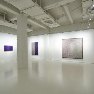 McArthur Binion: New:Work (Hong Kong) @Massimo De Carlo, Hong Kong, Hong Kong  - GalleriesNow.net