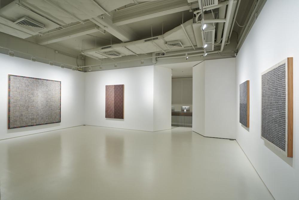 Massimo de Carlo Hong Kong McArthur Binion 3