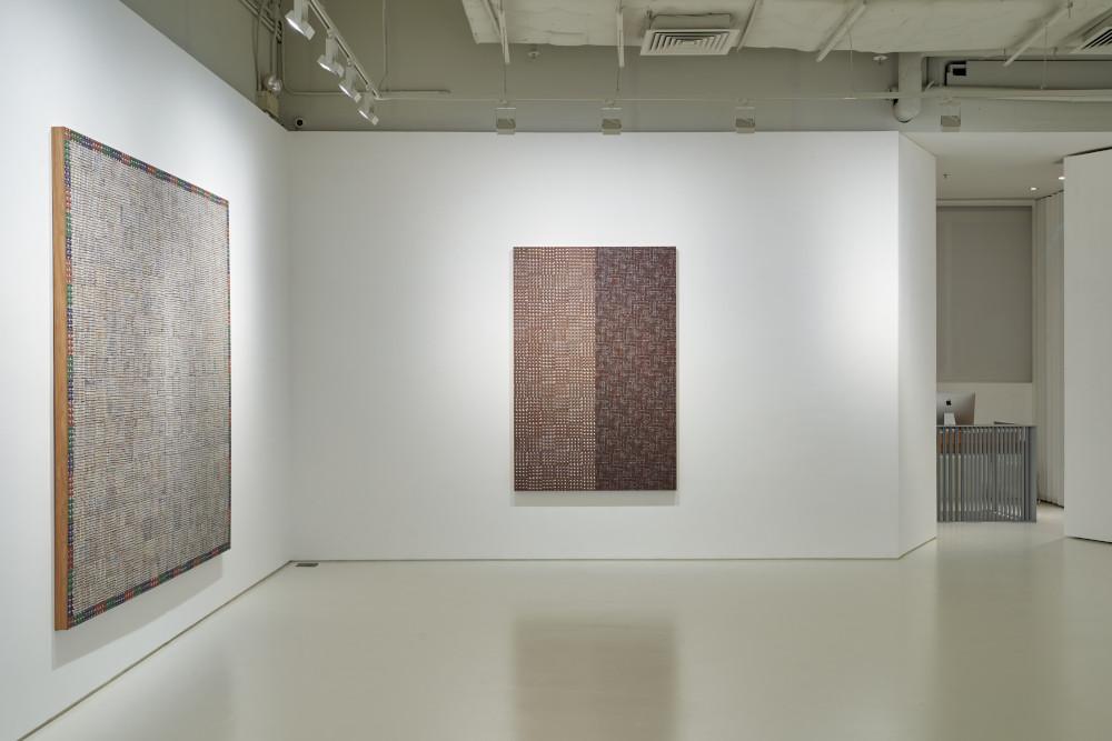 Massimo de Carlo Hong Kong McArthur Binion 6