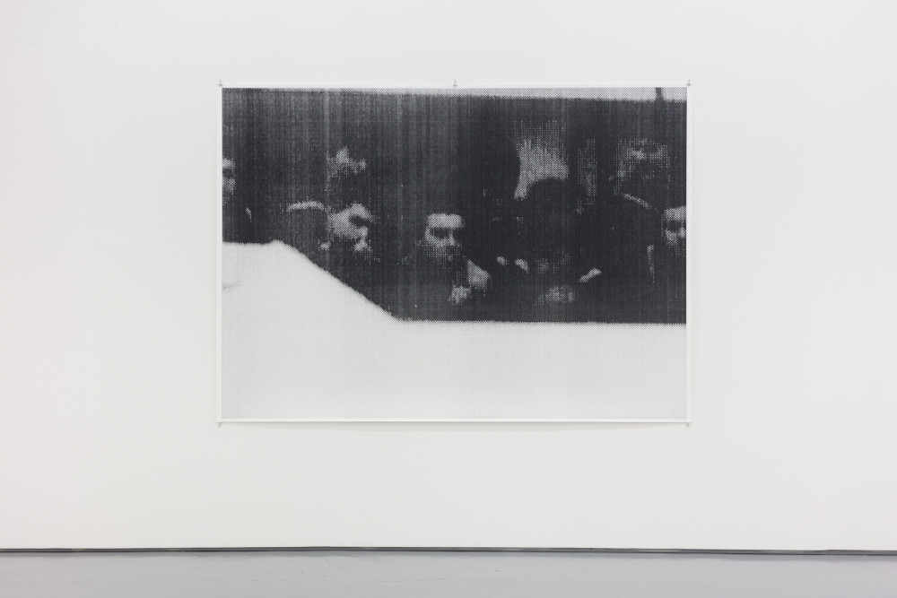 Wolfgang Tillmans, Matrosen, b, 1988. Unframed inkjet print 161 x 242 cm © Wolfgang Tillmans, courtesy Maureen Paley, London