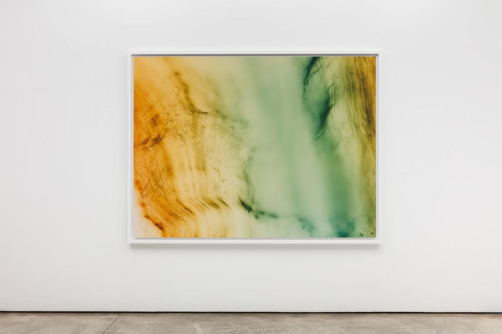 Wolfgang Tillmans, Greifbar 77, 2018. Inkjet print mounted on Dibond in artist's frame 171 x 226 cm © Wolfgang Tillmans, courtesy Maureen Paley, London