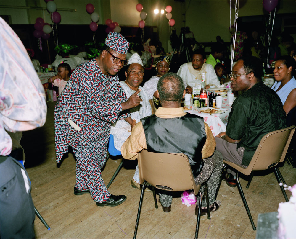 Liz Johnson Artur, Nigerian Party, 1995. Courtesy the artist.