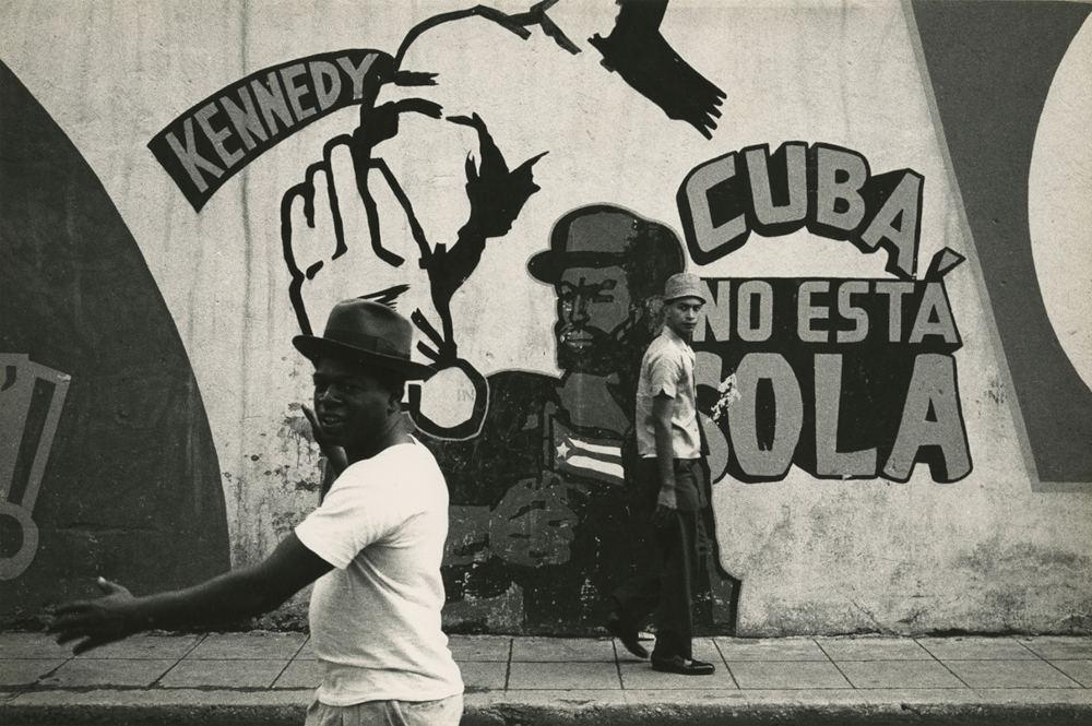 Paolo Gasparini, Cuba, 1961-1965