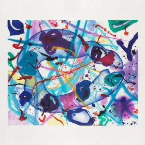 Sam Francis Prints. A Colour Sensation @Bonhams London, New Bond Street, London  - GalleriesNow.net