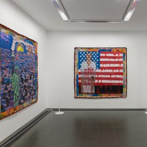 Faith Ringgold @Serpentine Gallery, London  - GalleriesNow.net