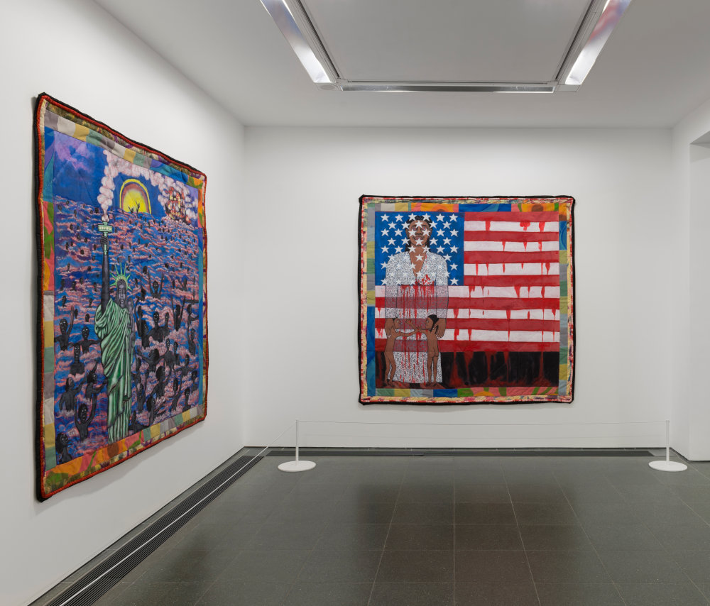 Serpentine Gallery Faith Ringgold 1