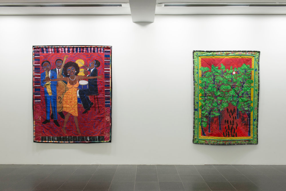 Serpentine Gallery Faith Ringgold 6