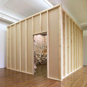 Senga Nengudi @Sprüth Magers, Grafton St., London  - GalleriesNow.net