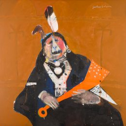 Traditional/Individual: Contemporary Native American Art, Including Selections from the L.D.