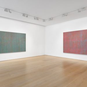 Howardena Pindell @Victoria Miro Mayfair, London  - GalleriesNow.net